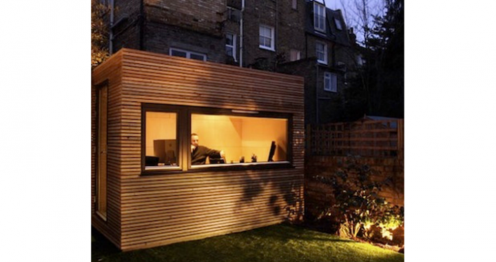 WorkPod by Ecospace
