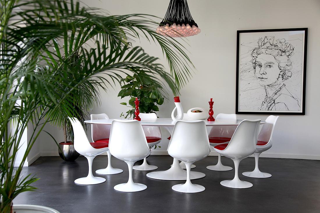 Modern Classic Eero Saarinens Tulip Table Rove