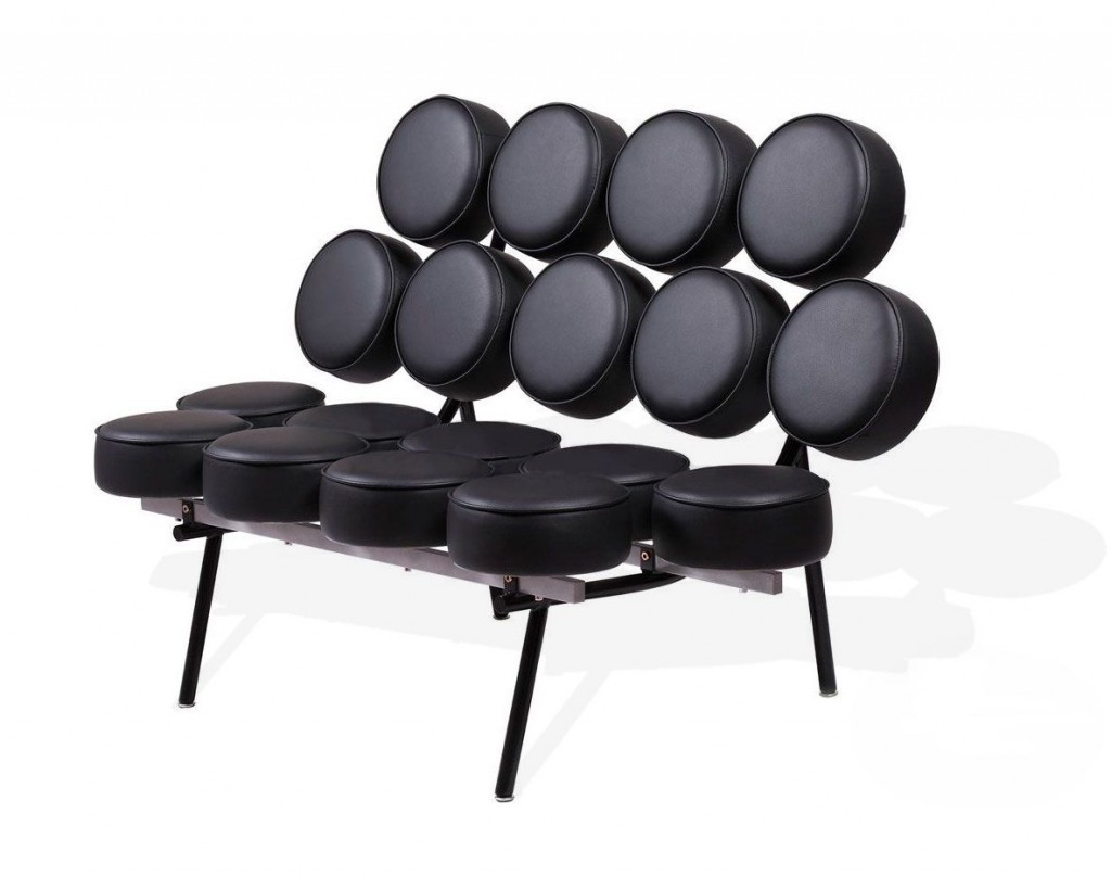 Marshmallow Sofa_MODENA BLACK_0