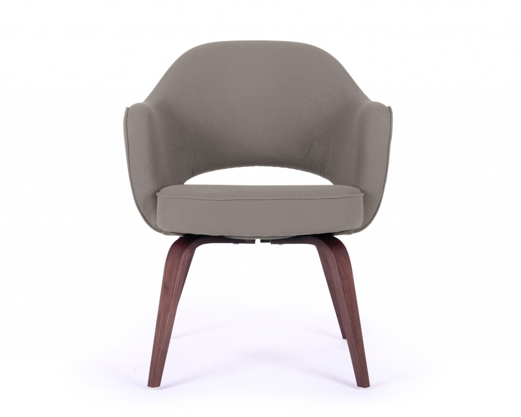 Executive Armchair_Wood_CONCRETE